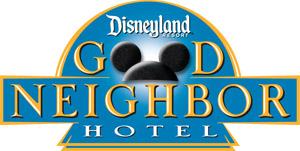 Good neighbor hotel logo ramada maingate at the park hotel by