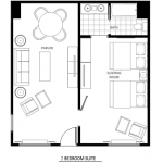 two bedroom suite website