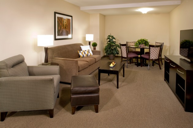 Suite Parlor Room